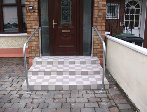 Wheelchair Ramps & Steps